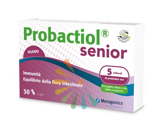 Metagenics Belgium Bvba Probactiol Senior Ita 30 Capsule