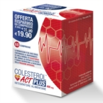 Fef Colesterol Act Plus 60 Compresse