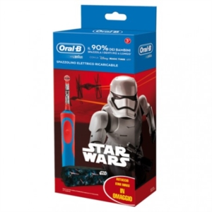 Procter & Gamble Oralb Power Vitality Kids Star Wars Special Pack