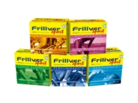 Friliver Linea Energia Energy Creatina e Guarana Integratore 20 Tavolette