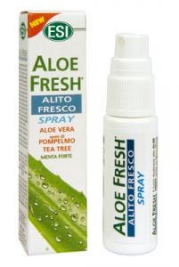 Esi Linea Igiene Orale Aloe Fresh Alito Fresco Spray Aloe e Pompelmo 15 ml