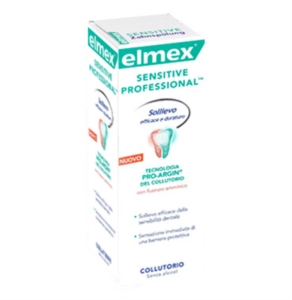 elmex Linea Igiene Dentale Quotidiana Sensitive Professional Colluttorio 400 ml